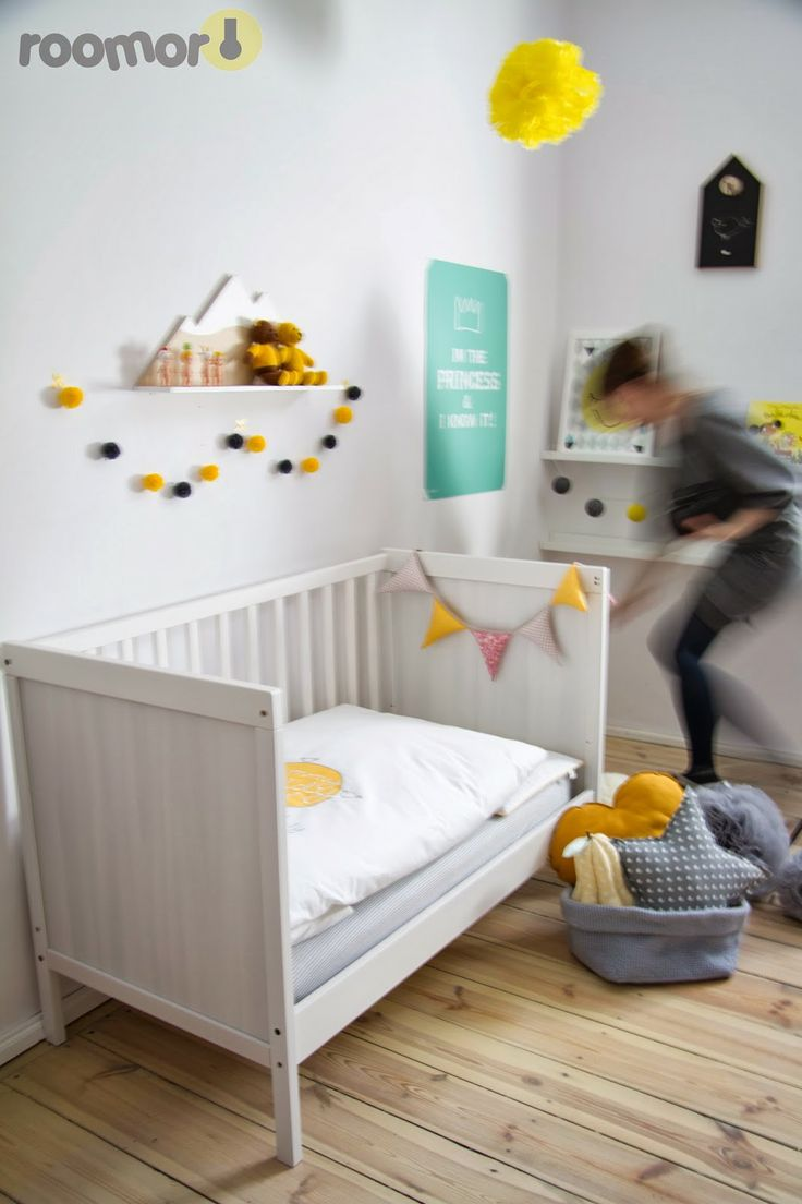 roomor!: Photo session for Trilli.pl & Humpty Dumpty Room Decoration, Pom poms from Love&Love,
