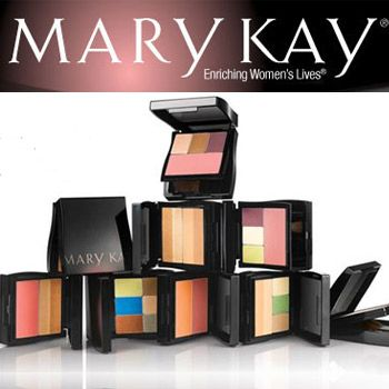 Mary Kay's amazing color compacts!  As a Mary Kay beauty consultant I can help you, please let me know what you would like or need. www.marykay.com/KathleenJohnson  www.facebook.com/KathysDaySpa