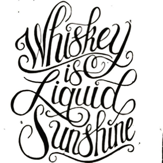 Whiskey is Liquid Sunshine #whiskey #sunshine #happinessinaglass ...