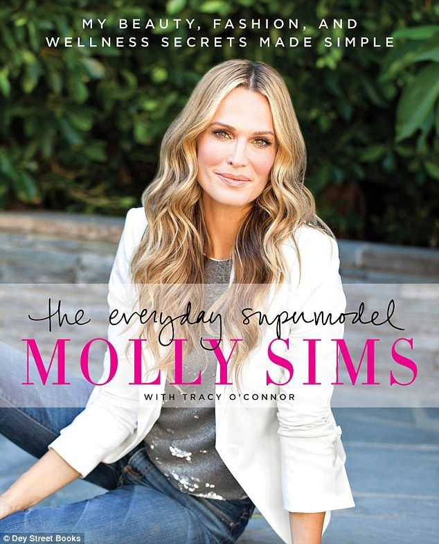 Molly Sims reveals she starved herself for bikini shoots when she was a model in the Nineties   Daily Mail Online