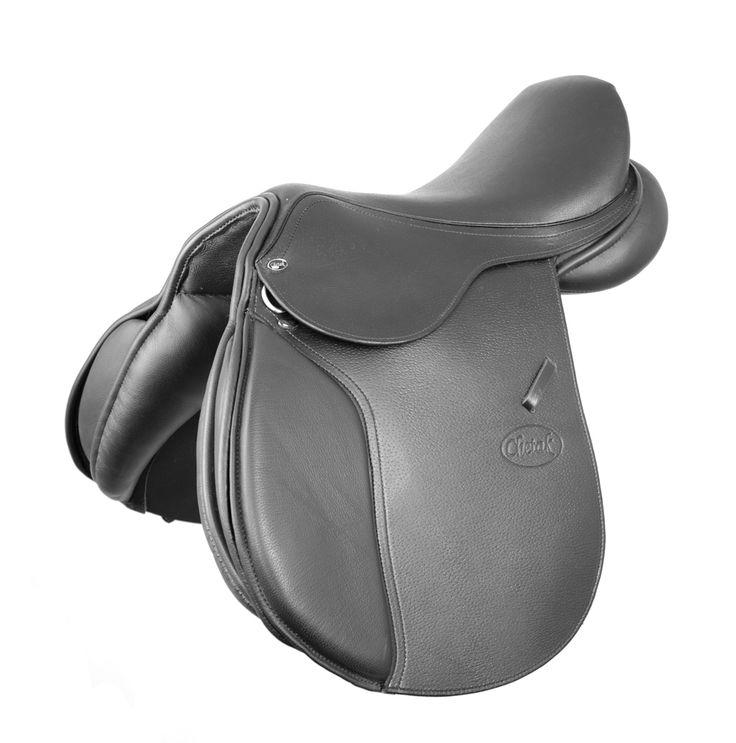 Sella da completo modello All Purpose Chetak a paletta tonda, in cuoio superiore di ottima qualità, arcione rinforzato in acciaio.