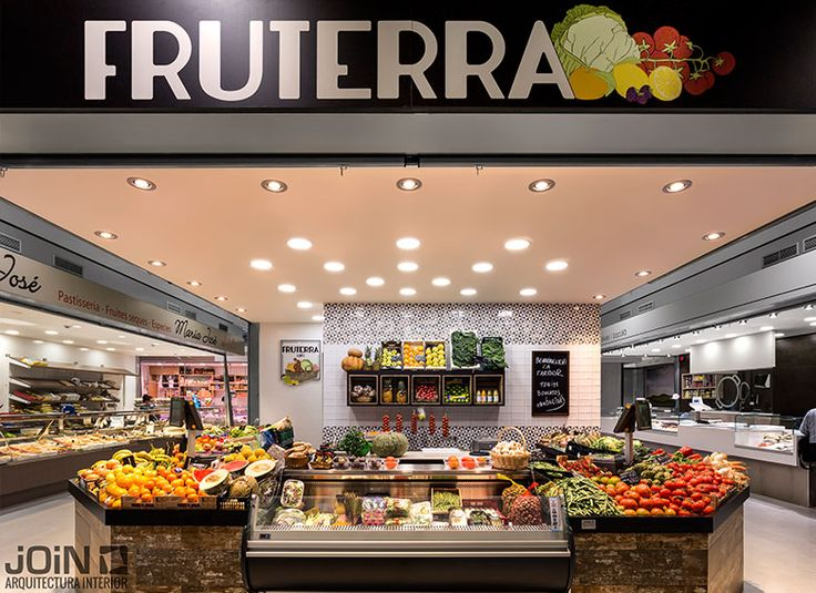 M s de 25 ideas incre bles sobre fruterias modernas en for Decoracion de fruterias