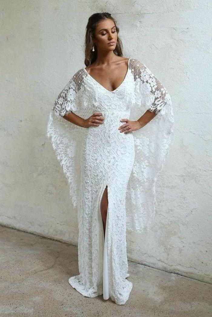 a4d75f689b8315 ▷ 1001 + Idées pour une robe hippie chic en dentelle + robe bohème ...