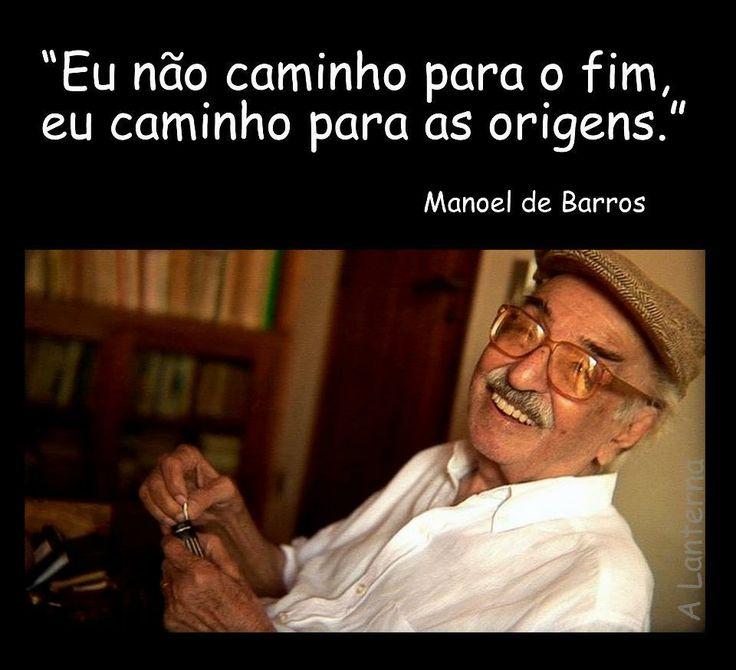 Manoel de Barros - 'origens'