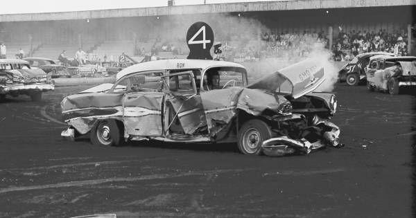 Rc Crash Cars Demolition Derby Model