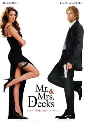 NCIS LA ~ Mr and Mrs Deeks ...yes please!!!!
