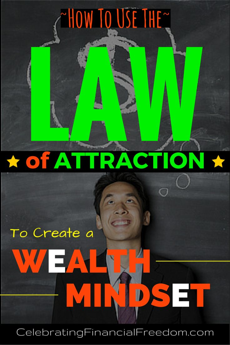 Many people don't realize that the Law of Attraction is actually a biblical principle.  When you know how to use it, you can attract incredible blessings into your life!  Click the Pic and read all about it.  #lawofattraction #wealth #mindset