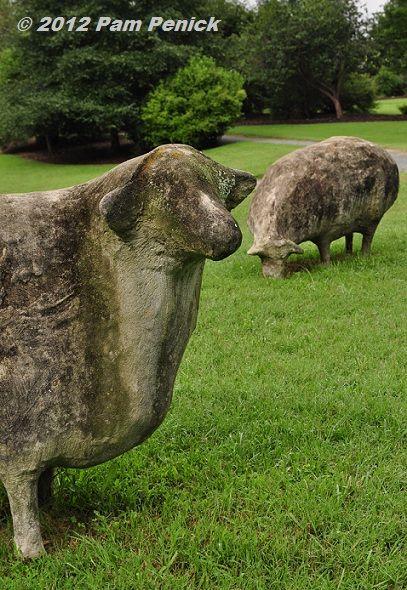 stone sheep.....