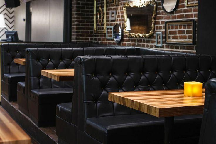 Design interieur lobby bar bar montreal design plateau for Miroir montreal