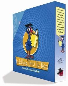 Toddling in to Te Reo - Huia Books