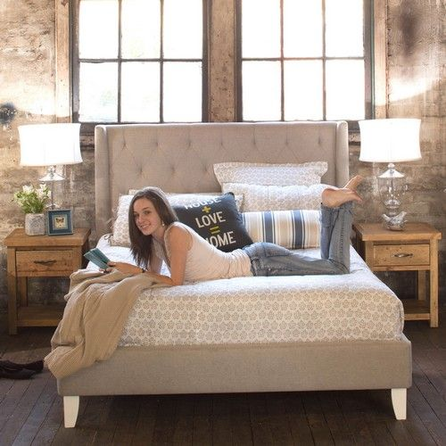 Marbella Queen Bed (1550W x 2080D x 1300H mm) RRP $749