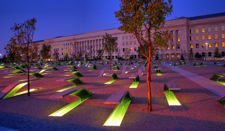 9/11 Memorial at the Pentagon