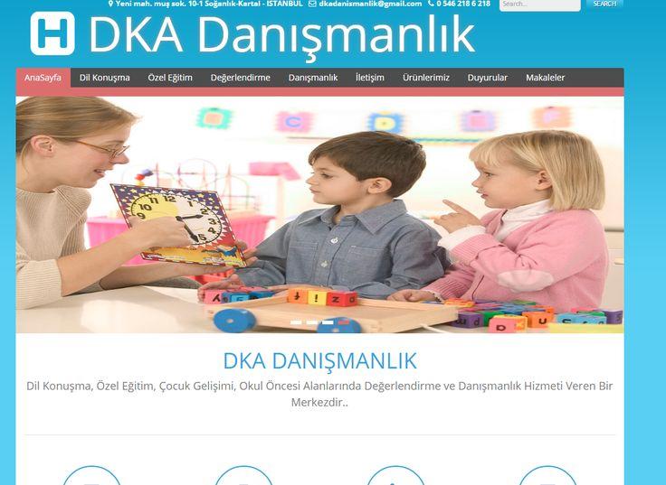 www.dkadanismanlik.com dil ve konuşma terapisi , özel eğitim , dil terapisti