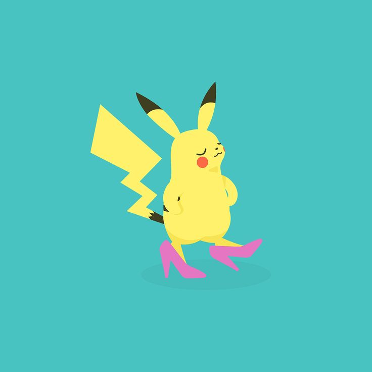 Pikachu on Behance