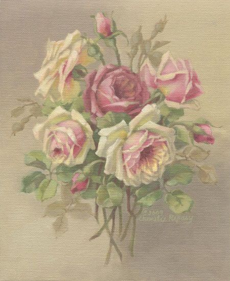Christie Repasy Rosy Bouquet