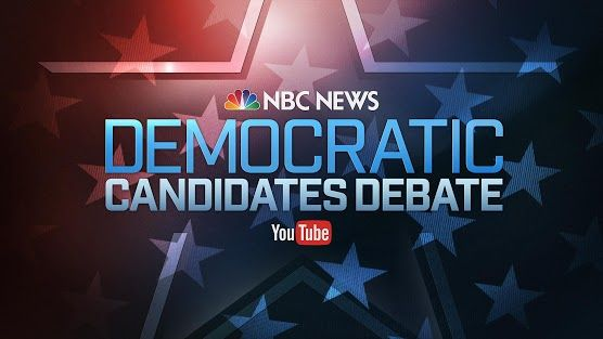 Hillary Clinton, Bernie Sanders and Martin O'Malley debate in Charleston, South Carolina. Pre-Debate coverage begins at 8pm ET/ 6pm PT. http://www.nbcnews.com/video/watch-live-nbc-news-youtube-democratic-debate-322484291648