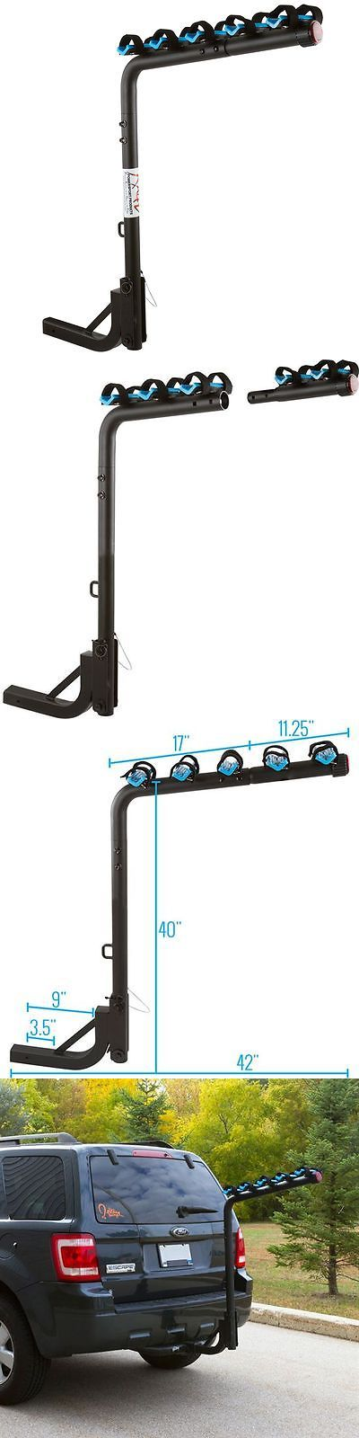 Car and Truck Racks 177849: 5-Bike Hitch Mount Rack With 2-Inch Receiver Tilting Option -> BUY IT NOW ONLY: $109.98 on eBay!