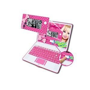 Barbie B Magic Touch Screen (EL0368-12) - by Oregon Scientific. $42.72. Barbie B-Magic Screen Touch Screen Tech! On the go or staying at home, the Barbie B-Magic Screen laptop covers it all! 50 games are in 8 categories: Words, Numbers, Mathematics, Logic, Memory, Music, Games and Gadgets, and 10 touch games are playable with the removable screen. Winning Features: Detachable screen: play as a laptop or transform into a tablet. Touch Screen: Play games in different ways with th...