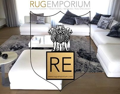 """Check out new work on my @Behance portfolio: """"Contemporary hand knotted rugs just in!"""" http://on.be.net/1RMXSol"""