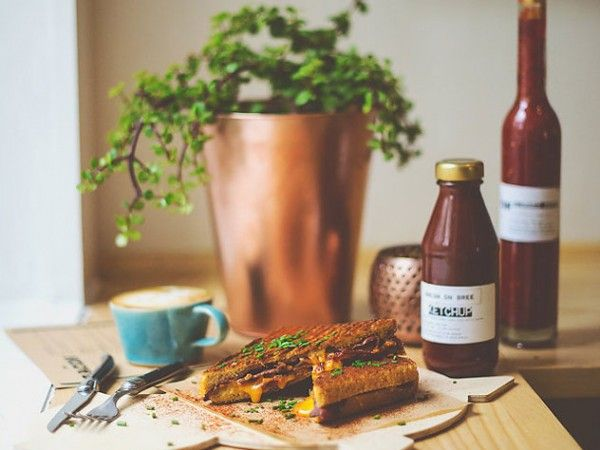 No prizes for guessing that Bacon On Bree (Cape Town) is all about local, top quality, pasture-reared bacon. The shelves are packed with take-home items like crackling, bourbon bacon candy, homemade ketchup and taco sauce and, of course, every kind of bacon under the sun.