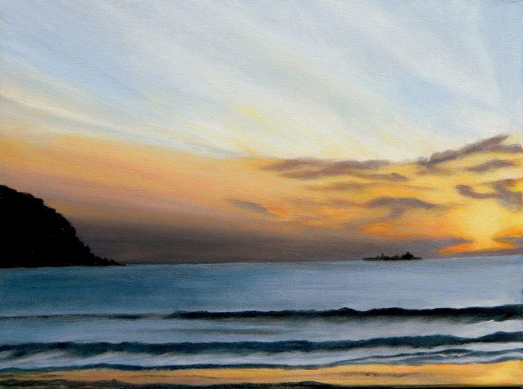 Horizon 1 - Finalist ANL Maritime Art Prize