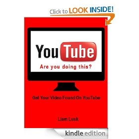 If you use YouTube for your business you should read this short best selling book that's full of important information.
