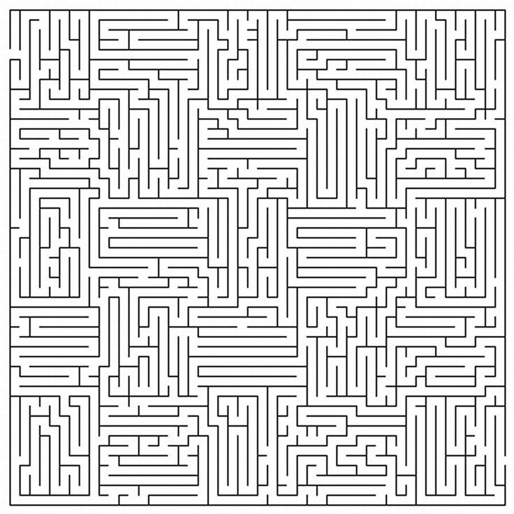 210 best Coloring: Mazes & Puzzles images on Pinterest | Halloween ...