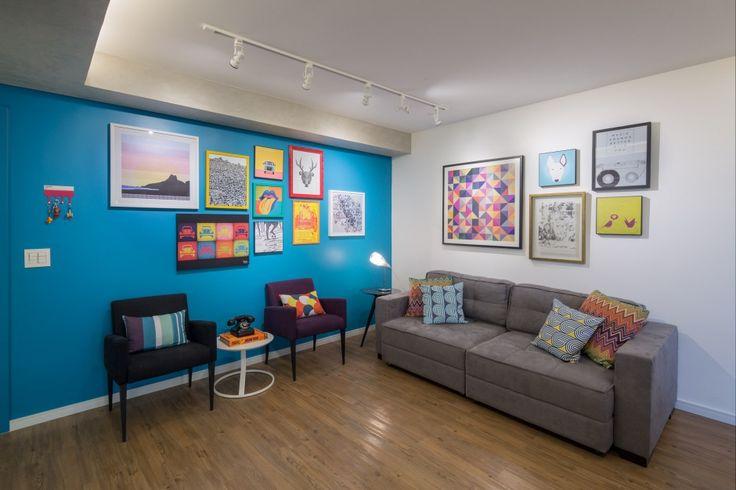 Kolor we wnętrzu: #interiordesign #color #2016trends see more: dom-wnetrze.com
