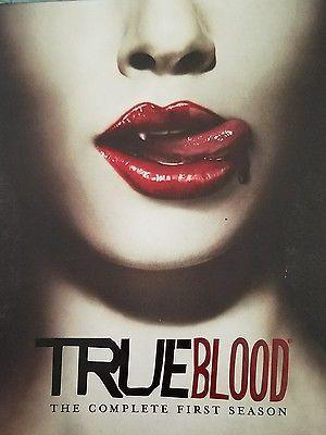 HBO True Blood seasons 1-3