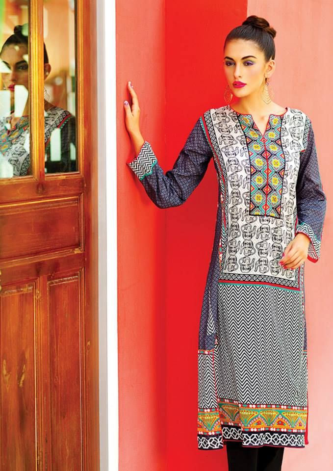 Alkaram Lawn Collection 2015 – Volume 01 (Complete Catalog) geopk 85
