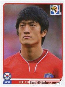 Lee Chung-Yong (Korea Rebublic)