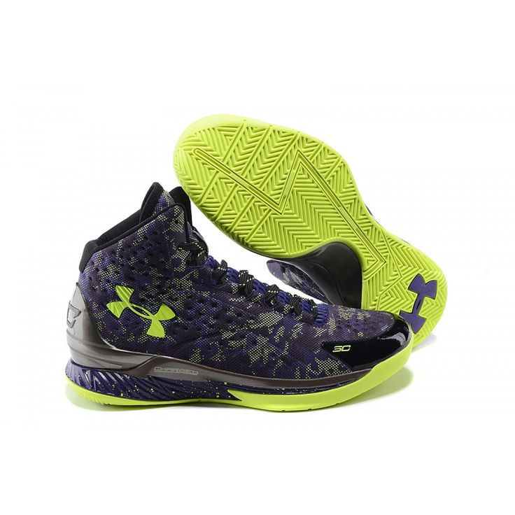 buy under armour ua curry one all star dark matter purple yellow from reliable under armour ua curry