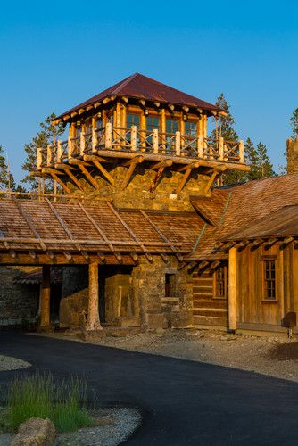 Log Cabins Design, Pictures, Remodel, Decor and Ideas - page 11