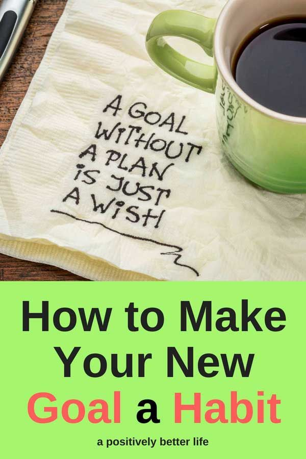 Our new resolutions don't need to be huge because sometimes it's the small wins you make working up to the big goal that's most important. Your intent for a new goal has to be realistic and it's best to pick a goal that is reasonably reachable. Your success depends on whether you intend to make the change and how you plan to make that change. via @funfamliving