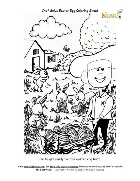 chefsolus coloring pages - photo#23