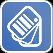 Tired of carrying rewards cards?  Your iPhone can do that for you with the Key Ring app!  One of my favorite apps!!!