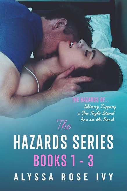 RELEASE DAY LAUNCH - THE HAZARD SERIES BOOKS 1-3 by ALYSSA ROSE IVY + GIVEAWAY