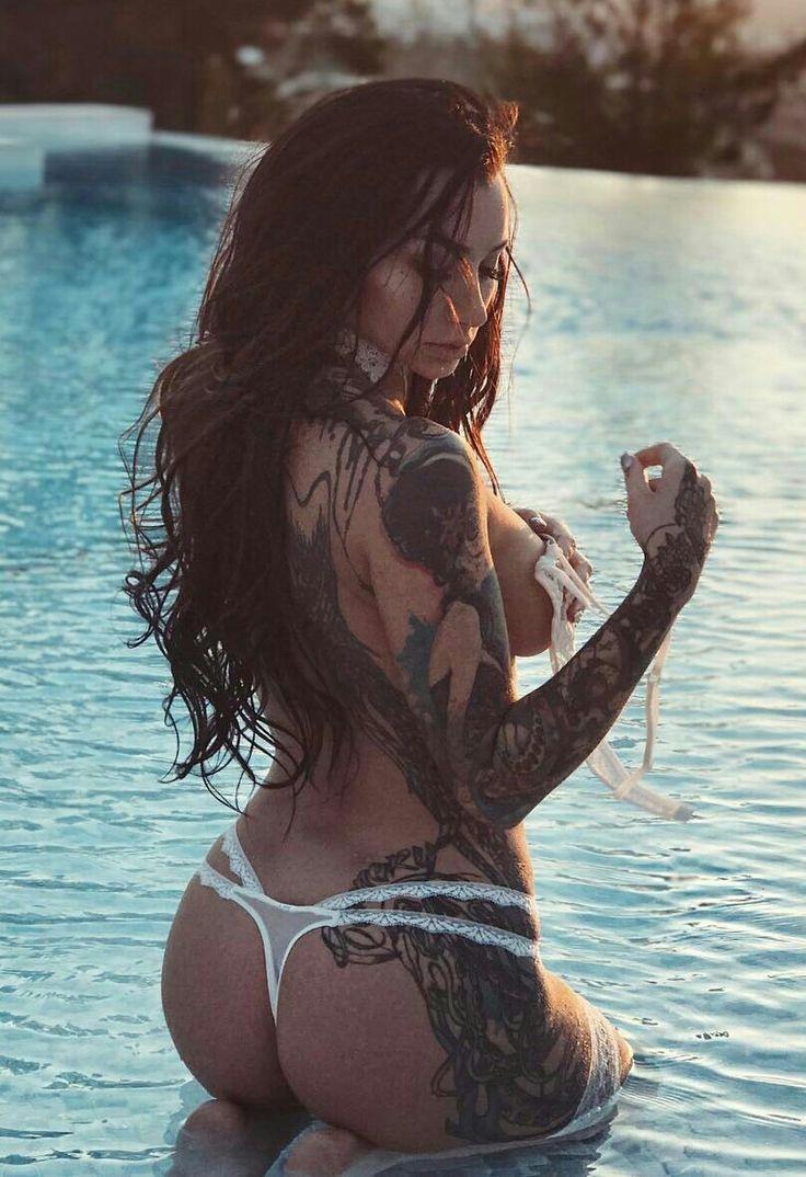 502 best anzhelika anderson images on pinterest tattooed women tattoo girls. Black Bedroom Furniture Sets. Home Design Ideas