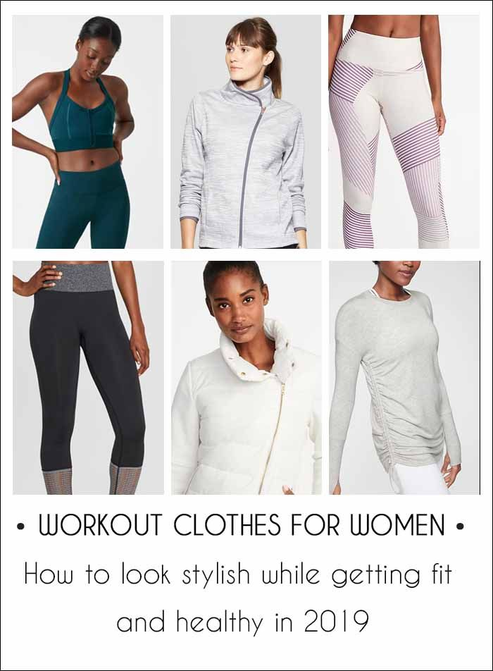 9516fe62a89f2 How to look stylish while getting fit and healthy in 2019 |  40plusstyle.com. Workout ...