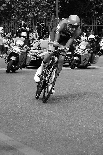 Il canadese Ryder Hesjedal, vincitore del Giro d'Italia 2012 - Milano, Italy