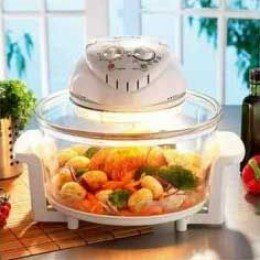 Thinking of buying a Turbo Oven? Let this guide help you out. I love my Turbo Convection Oven and I use it to cook tasty, healthy dishes in minutes. Since it uses convection heat, the small countertop oven can be used for speedily roasting and...
