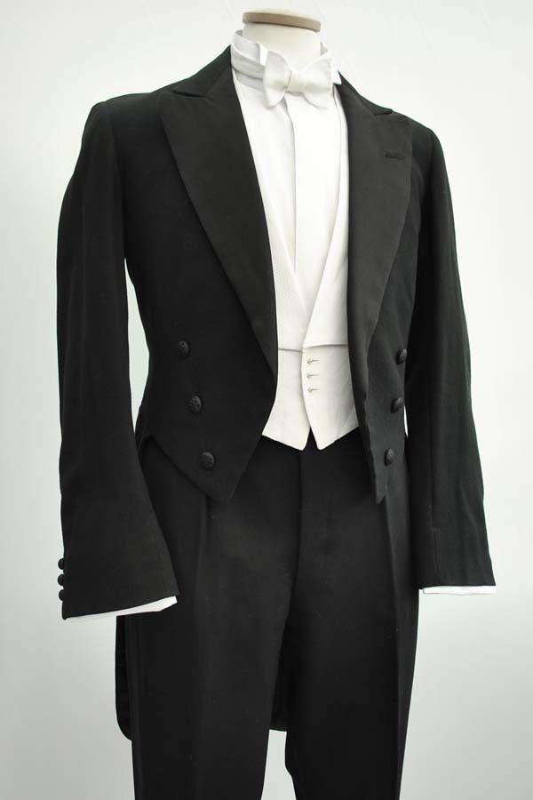 Victorian Tailcoat