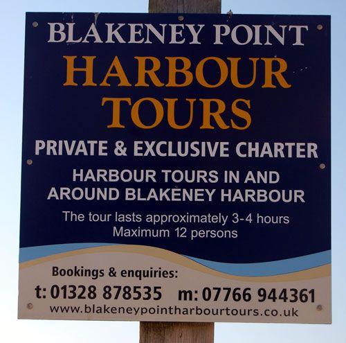 Blakeney Point Harbour Tours Norfolk