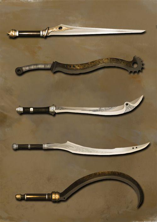 Swords by *Asahisuperdry