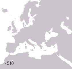 Roman Republic Empire map - Ancient Rome - Wikipedia