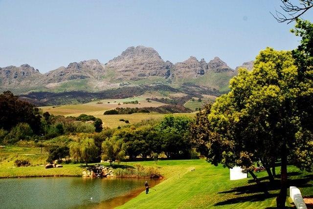 Stellenbosch's Webersburg Wine Estate