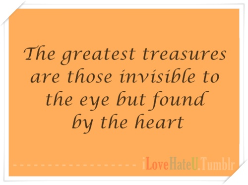 Treasure Quotes And Sayings. QuotesGram