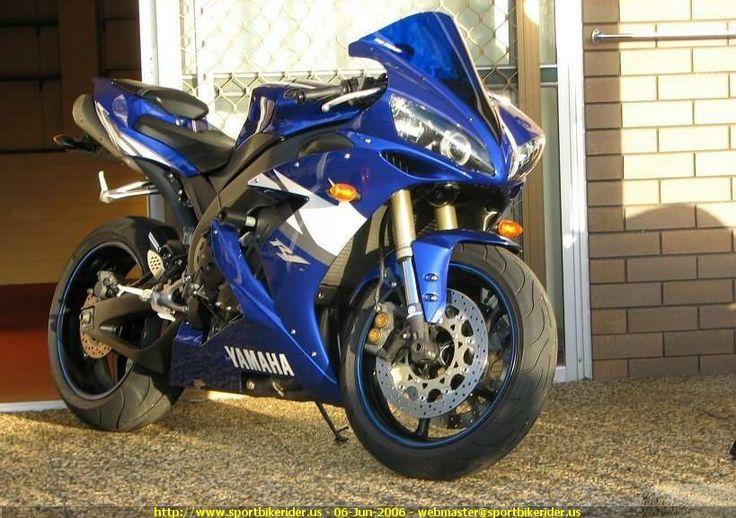 2005 YZF-R1