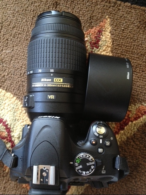 Nikon 55-300mm f/4.5-5.6G ED VR AF-S DX Nikkor Zoom Lens Review - News - Bubblews
