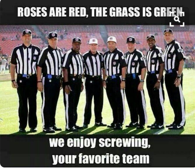 Grupo de árbitros u oficiales